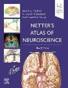 Cover-Bild zu Netter's Atlas of Neuroscience von Felten, David L.