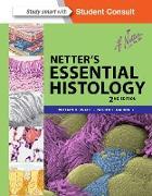 Cover-Bild zu Netter's Essential Histology E-Book (eBook) von Ovalle, William K.