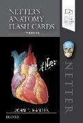 Cover-Bild zu Netter's Anatomy Flash Cards von Hansen, John T.