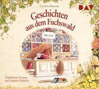 Cover-Bild zu Paterson, Cynthia: Geschichten aus dem Fuchswald