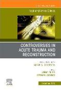 Cover-Bild zu Controversies in Acute Trauma and Reconstruction, an Issue of Foot and Ankle Clinics of North America, Volume 25-4 von FILIPPI, JORGE (Hrsg.)