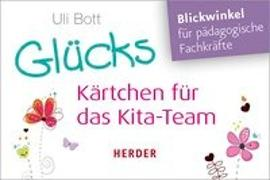 Cover-Bild zu Bott, Uli: GlücksKärtchen für das Kita-Team