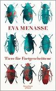 Cover-Bild zu Menasse, Eva: Tiere für Fortgeschrittene