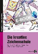 Cover-Bild zu Die kreative Zeichenschule (eBook) von Blahak, Gerlinde