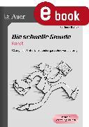 Cover-Bild zu Die schnelle Stunde Kunst (eBook) von Blahak, Gerlinde