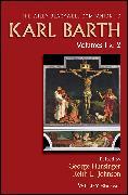 Cover-Bild zu Wiley Blackwell Companion to Karl Barth (eBook) von Hunsinger, George (Hrsg.)