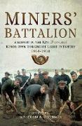 Cover-Bild zu Miners' Battalion (eBook) von Johnson, Malcolm Keith