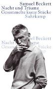 Cover-Bild zu Beckett, Samuel: Nacht und Träume