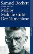 Cover-Bild zu Beckett, Samuel: Molloy. Malone stirbt. Der Namenlose