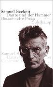 Cover-Bild zu Beckett, Samuel: Dante und der Hummer
