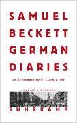 Cover-Bild zu Beckett, Samuel: German Diaries