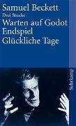 Cover-Bild zu Beckett, Samuel: Warten auf Godot. Endspiel. Glückliche Tage