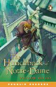 Cover-Bild zu Hugo, Victor: The Hunchback of Notre Dame Level 3 Book & Cassette
