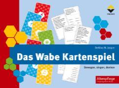Cover-Bild zu Das Wabe Kartenspiel von Jasper, Bettina M.