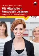 Cover-Bild zu Mit Mitarbeitern konstruktiv umgehen von Beckmann, Ursula