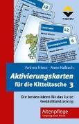Cover-Bild zu Aktivierungskarten für die Kitteltasche 3 von Friese, Andrea