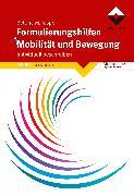 Cover-Bild zu Formulierungshilfen Mobilität und Bewegung (eBook) von Jasper, Bettina M.