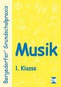 Cover-Bild zu Musik - 1. Klasse von Kuhlmann, Dagmar