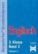 Cover-Bild zu Englisch - 3. Klasse - Foliensatz 2 von Lassert, Ursula