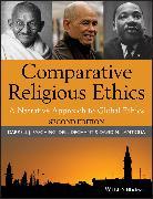 Cover-Bild zu Comparative Religious Ethics (eBook) von Fasching, Darrell J.