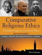 Cover-Bild zu Comparative Religious Ethics von Fasching, Darrell J.