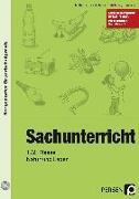 Cover-Bild zu Sachunterricht - 1./2. Klasse, Natur und Leben von Dechant, M.