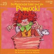 Cover-Bild zu Pumuckl: Pumuckl 23. Angscht-Bsuech