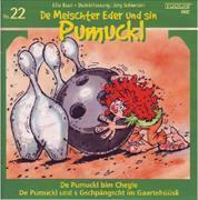 Cover-Bild zu Pumuckl: Pumuckl 22. Chegle-Gschpängscht Garteh.