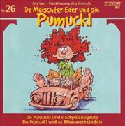 Cover-Bild zu Pumuckl: Pumuckl 26. Schpiilzügauto / Missverständnis