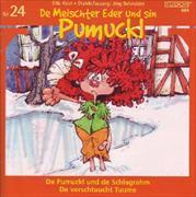 Cover-Bild zu Pumuckl: Pumuckl 24. Schlagrahm / verschtuucht Tuume