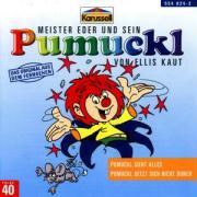 Cover-Bild zu PUMUCKL (Komponist): 40:PUMUCKL SIEHT ALLES/PUMUCKL SETZT SICH NICHT DU