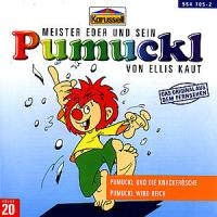 Cover-Bild zu Pumuckl (Komponist): 20:Pumuckl Und Die Knackfrösche/Pumuckl Wird Reich
