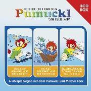 Cover-Bild zu Kaut, Ellis: Pumuckl - Hörspielbox Vol. 1