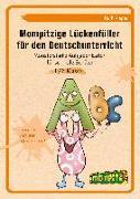 Cover-Bild zu Mompitzige Lückenfüller für den Deutschunterricht von Rieper, Ruth