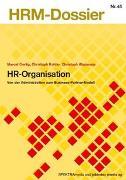Cover-Bild zu HR-Organisation von Oertig, Marcel