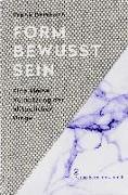 Cover-Bild zu Berzbach, Frank: Formbewusstsein
