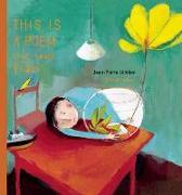 Cover-Bild zu Simeon, Jean-Pierre: This Is a Poem That Heals Fish