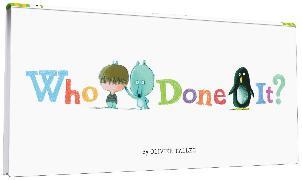 Cover-Bild zu Tallec, Olivier (Illustr.): Who Done It?