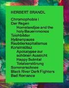 Cover-Bild zu Ransmayr, Christoph: Herbert Brandl. Exposed to Painting. Die letzten 20 Jahre / The past 20 years