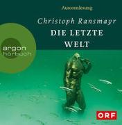 Cover-Bild zu Ransmayr, Christoph: Die letzte Welt