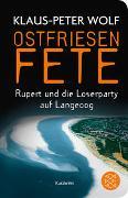 Cover-Bild zu Wolf, Klaus-Peter: Ostfriesenfete