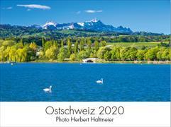 Cover-Bild zu Ostschweiz 2020 von Haltmeier, Herbert (Fotogr.)