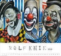 Cover-Bild zu Rolf Knie Kalender 2020