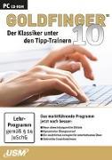 Cover-Bild zu Goldfinger 10 von United Soft Media Verlag GmbH (Hrsg.)