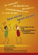 Cover-Bild zu Spiel mit mir - Sprich mit mir! von Schaffner, Hanne