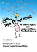 Cover-Bild zu Null Bock auf Streit von Schaffner, Hanne