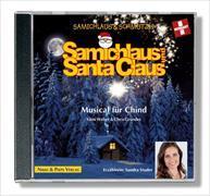 Cover-Bild zu Samichlaus und Santa Claus von Weber, Sämi