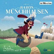 Cover-Bild zu Baron Münchhausen (Audio Download) von Bürger, Gottfried August