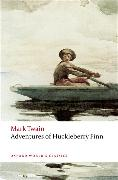 Cover-Bild zu Twain, Mark: Adventures Of Huckleberry Finn