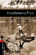 Cover-Bild zu Twain, Mark: Oxford Bookworms Library: Level 2:: Huckleberry Finn
